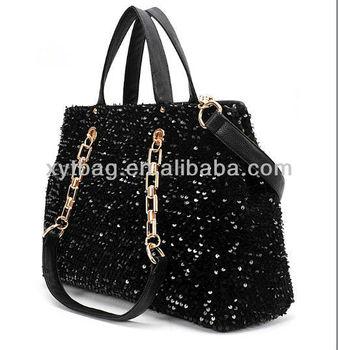 Super Fashion And Shining Handbags Professional Women