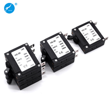 Short Circuit Protection 1A to 100A 1 2 3 4 Pole Phase DC Switch Plastic Case Toggle Overload Protector Circuit Breaker