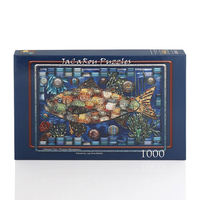 Classic Custom Adult Gift Jigsaw Paper 100000 piece puzzle