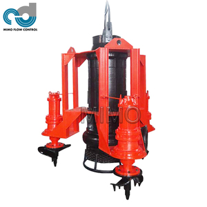 Submersible Vertical Mining Used Slurry Determining Rubber Water Sand Suction Dredge Pump 100 kw for Sale