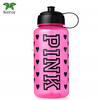 ddbc20c3fd06b Victoria Secret Pink 1000ml Healthy Sports Water Bottle - Buy Xl Big Bottle  With Handle,Hand Held Running Water Bottle,Clear Purifier Bottle Product ...