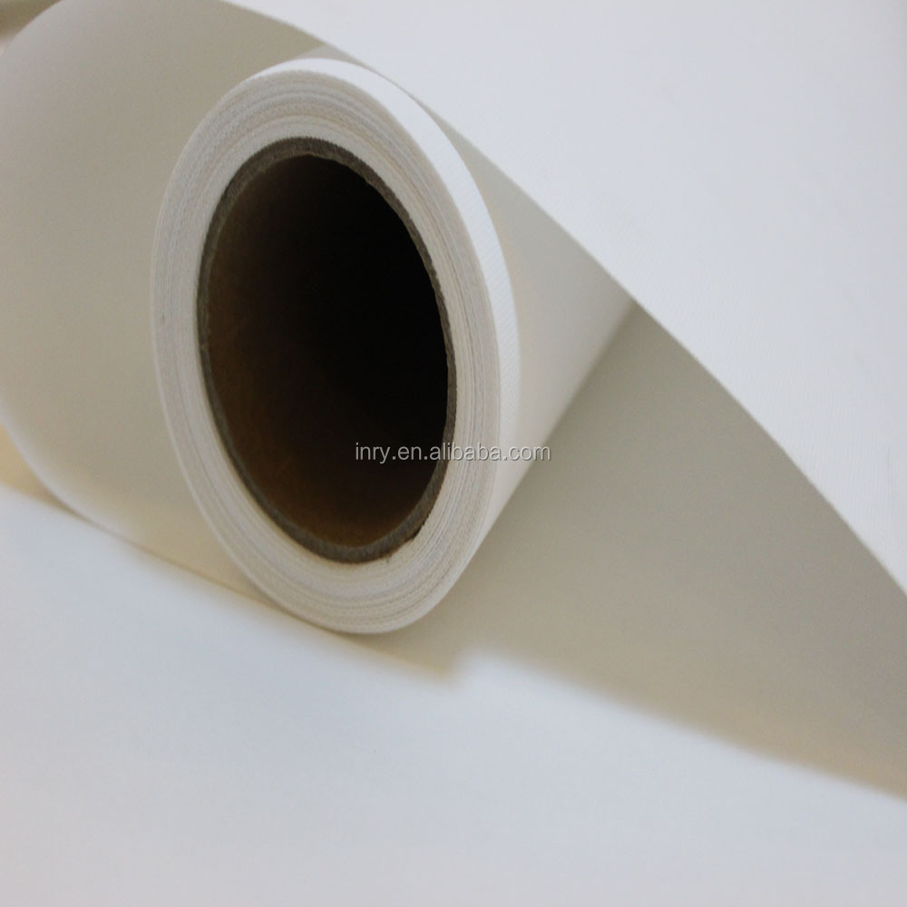 Printable Inkjet Canvas Roll For Epson / HP / Roland