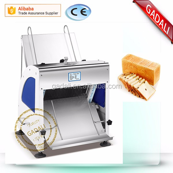 2017 Hot Sale Newest bakery bread slicer machine, commercial bread slicer machine, bread machine slicer(ZQF-31P)