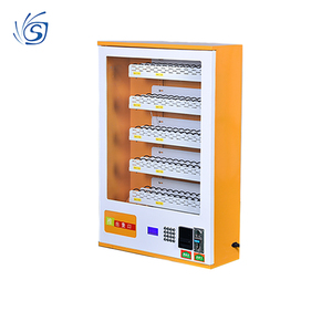Vending Machine For Condom , Coin Operated Automatic Small Condom Vending Machine Cigarette Price For Sale