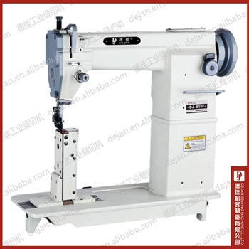 Football Shoes Dj 40 Post Bed Shoe Sewing Machine For Upper And Gorgeous Sewing Machine For Patches