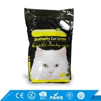 Eco-friendly Cat Bentonite Sands Bulks Litter Customized Cat Litter