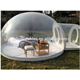 inflatable clear bubble tent for outdoor, giant inflatable globes with clear PVC