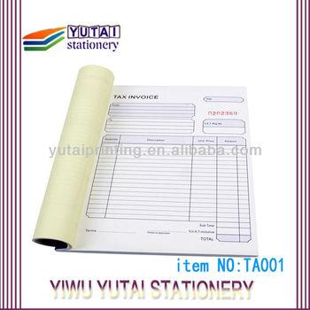 Sample Receipt Book Printing Rent Receipt Customized - Buy Rent ...