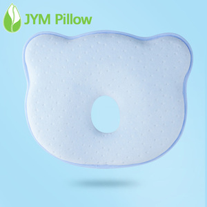 Baby Pillow Head Support Ventilative Slow Rebound Sponge Head-shaping Pillow