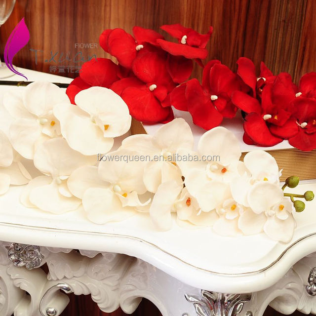 Silk flowers in uk source quality silk flowers in uk from global wholesale artificial orchid in pot uk artificial flowers silk purple artificial phalaenopsis orchid flower suppliers mightylinksfo