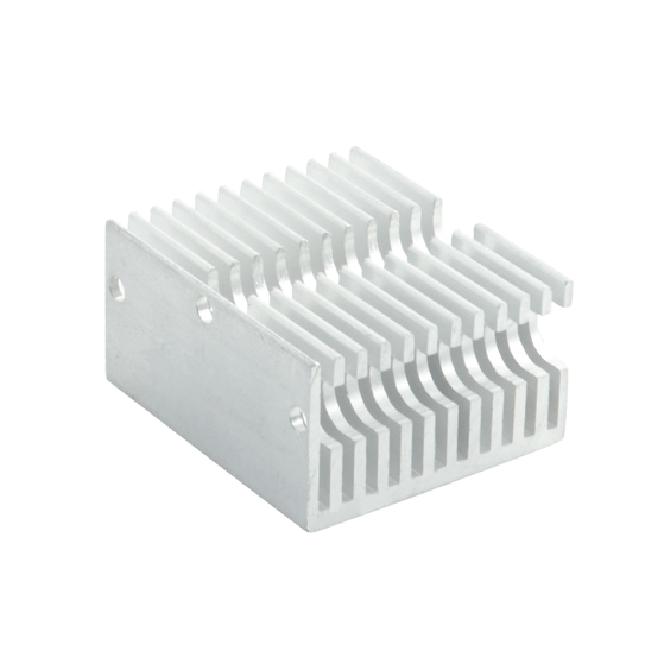 Shenzhen Extruded Aluminum Heat Sink Anodize 200W Heat sinks