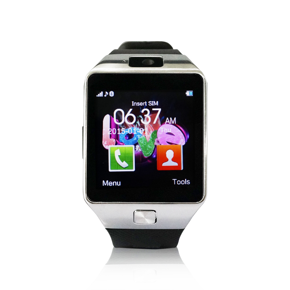 2015 new sw01 smart watch wrist watch for samsung htc lg huawei xiaomi with sim card camera. Black Bedroom Furniture Sets. Home Design Ideas