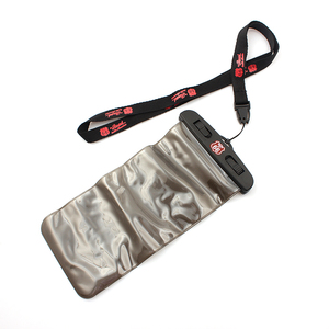 Personalized durable nylon printed waterproof card holder lanyard id badge neck strap