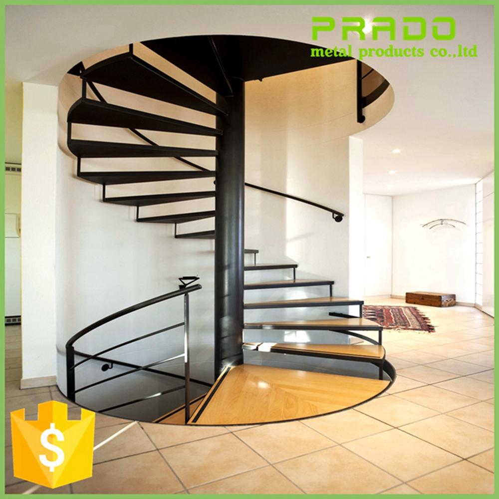 Escaleras De Madera Con Acero Consiga Su Escaleras De Madera Con  ~ Escaleras Prefabricadas De Madera
