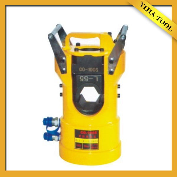 Split-unit Hydraulic wire rope crimping tools CO-100S