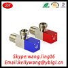 OEM Manufacturing Electrophoresis Color Brass Gate Valve