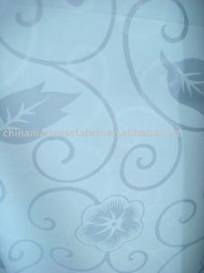 polyester printed mattress fabric