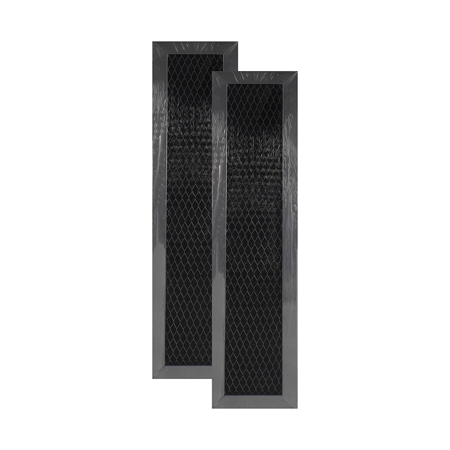 2 PACK Air Filter Factory Compatible Replacement For LG 5230W2A003A Microwave Oven Charcoal Carbon Filter