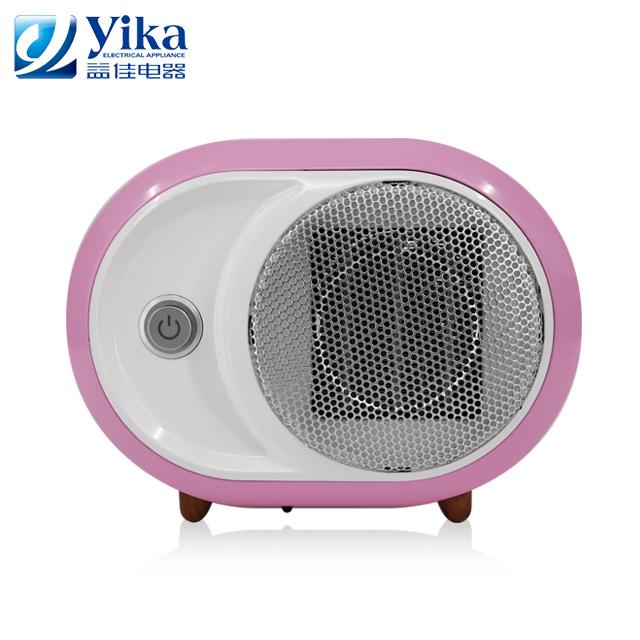 500W quiet  handy PTC  electric mini warm air fan heater
