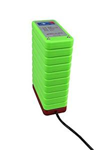 DHS 10 Restaurant Wireless Coaster Pagers / Guest Wait Paging System / Complete Wireless Paging System with Transmitter, Batteries, and Charging Dock (Also Available in 20 Unit Package)