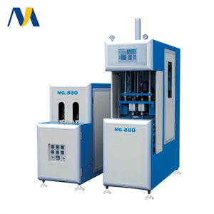 Bottle blowing machine (MG-880 PET Bottle blowing machine, 1000BPH for 0.5L water bottle)