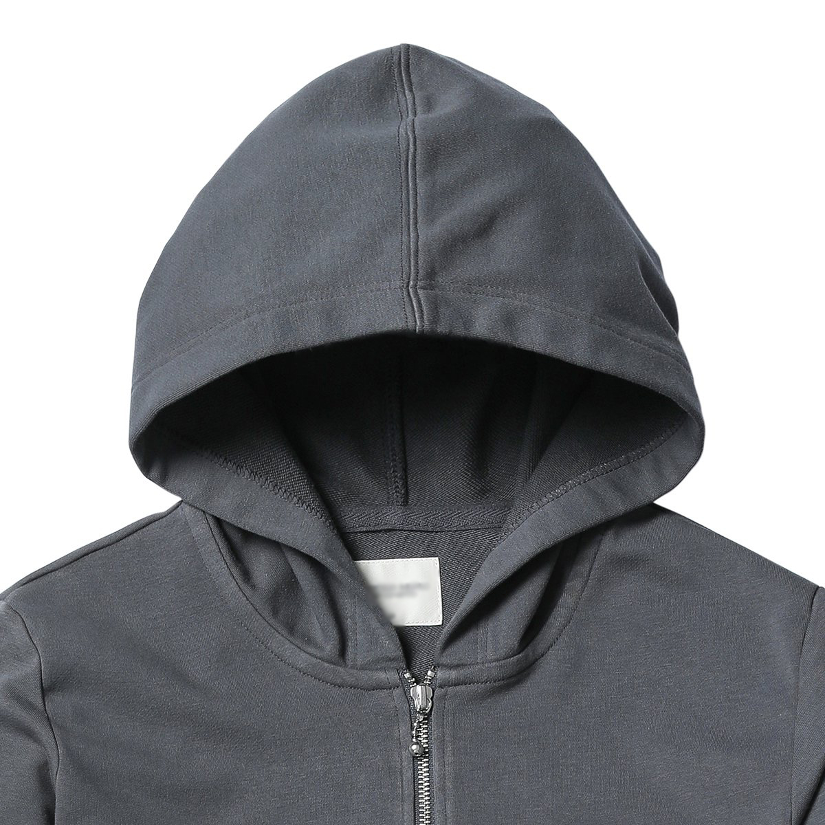 2019good quality custom men hoodie single custom baggy eib with zipper hoodies