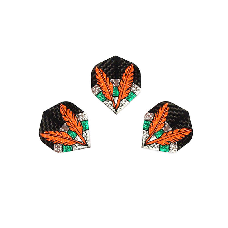 Customized plastic Dart Flight for Soft Tip Darts,amazon popular darts flights