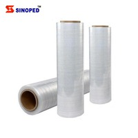 High Quality POF Shrink Film Roll / Polyolefin Film / Shrink film