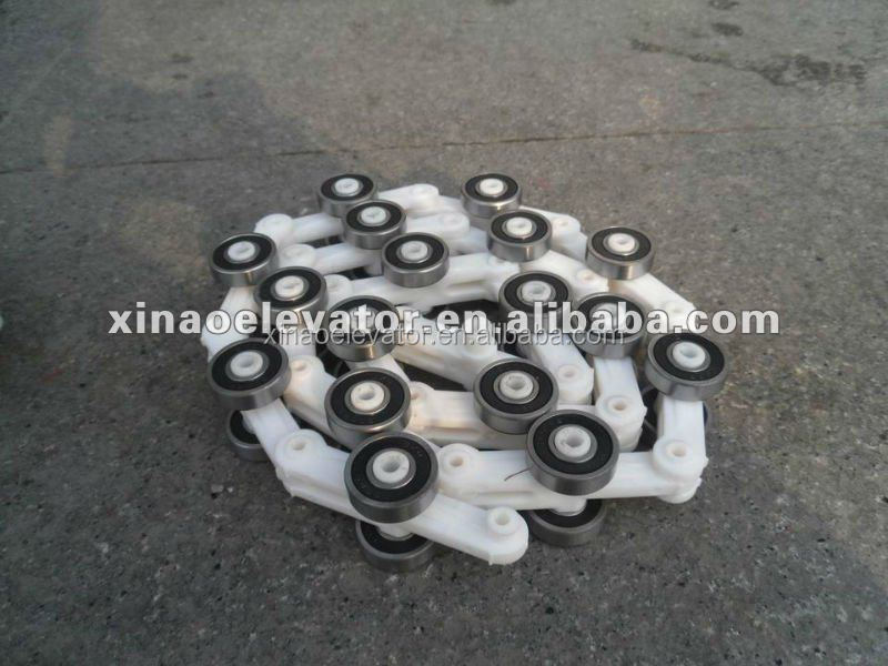 hot sale automatic escalator turning step chain for elevator parts