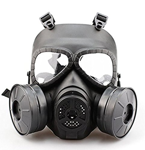 Party Masks For 6800 Gas Mask Full Face Facepiece Respirator 7pcs Kit Painting Spraying Mask Grey Cleaning The Oral Cavity.