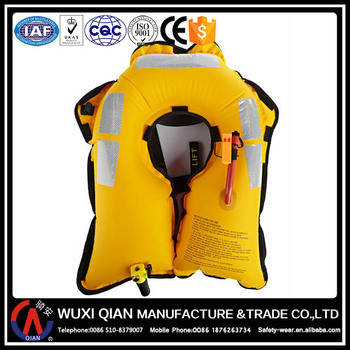 Solas Approved Inflatable Personalize Life Saving Jackets,Audlt ...