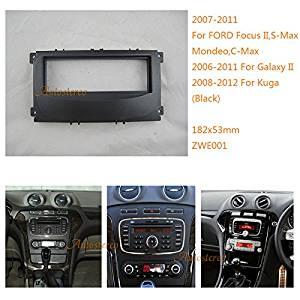 Ford Fiesta MK7 2006-2008 Voiture Stéréo Simple Din Fascia /& Kit de montage CT24FD10