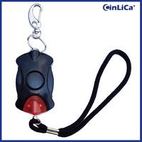 CJ-018 high quality personal alarm keychain