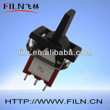 FL6-35 momentary toggle switch e-ten safety cover