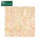 standard hotel bathroom glazed tile size designs Pink flower pattern 3d full glazed ceramic floor wall tile price