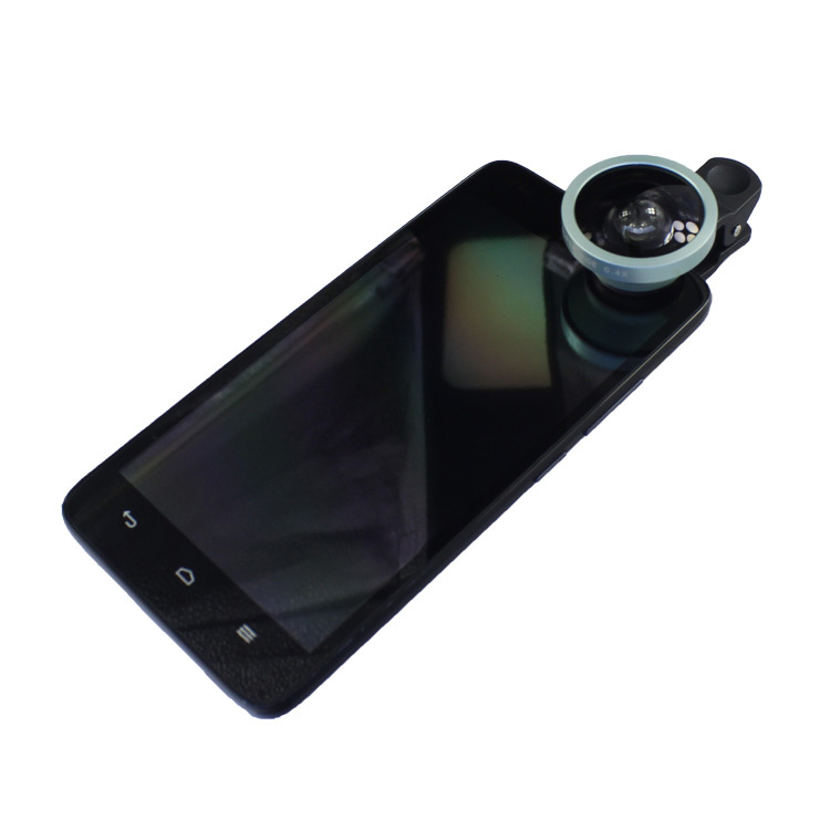 Super wide angle lens for mobile phone camera lens,Universal camera lens cover for mobile phone, Zoom lens for mobile phone