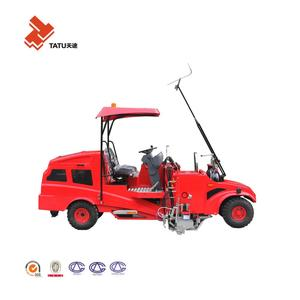 Driving Type Thermoplastic Screeding Road Line Marking Machine