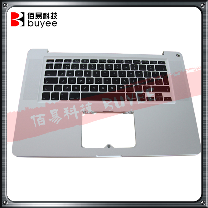"C cover Palmrest with Keyboard for MacBook Pro 15"" A1286 Top Case with Keyboard US/UK Version 2008 2009"