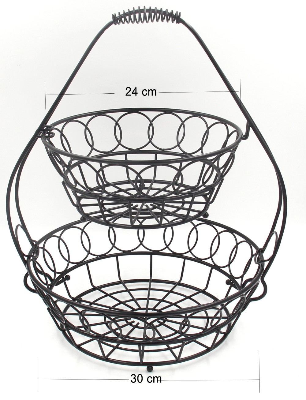 easypag kitchen home supply metal steel 2 tiers wire fruit basket Electrical Wire Clip Art easypag kitchen home supply metal steel 2 tiers wire fruit basket