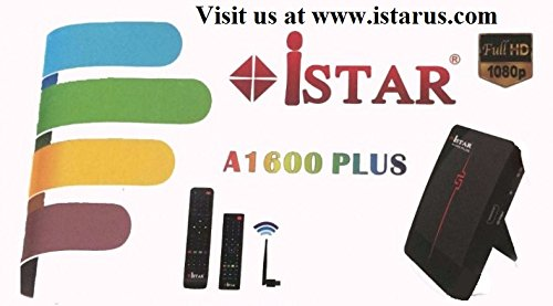 Istar A8000 Plus with 6 Months FREE Online TV , comes with Free Adapter