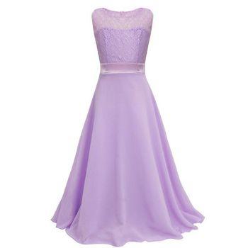 2b8024fe23e Nouveau concepteur enfants adolescents bal cérémonies robes robes d anniversaire  princesse robe ...