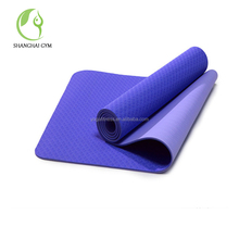 high density exercise printed tpe yoga mats