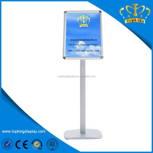 Beautiful aluminum advertsing poster stands