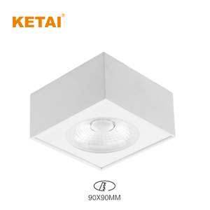 latest product of china intertek led lighting 16W led recessed downlight