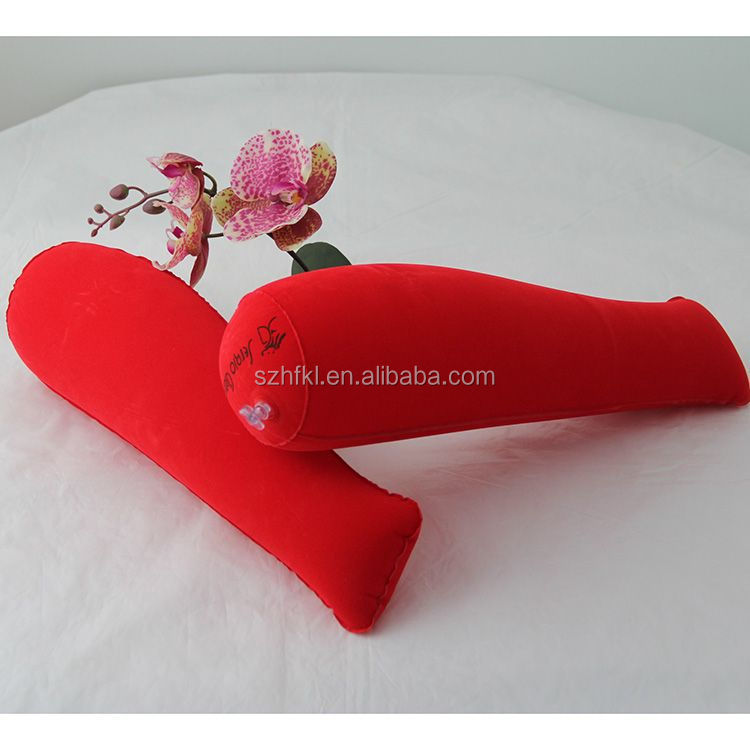 customized design pvc inflatable shoe trees en71,flocking plastic shoe tree wholesale