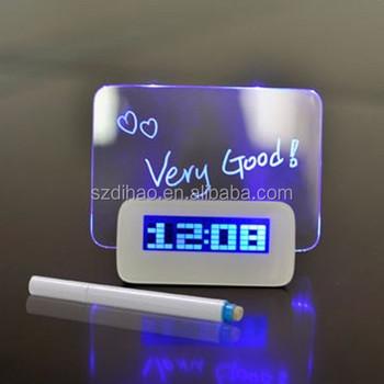 Dihao New Products 2015 Innovative Products Calendar Led Digital Clock  Desktop Clock Alarm Clock With Usb Hub - Buy Calendar Alarm Clock,Calendar  Led
