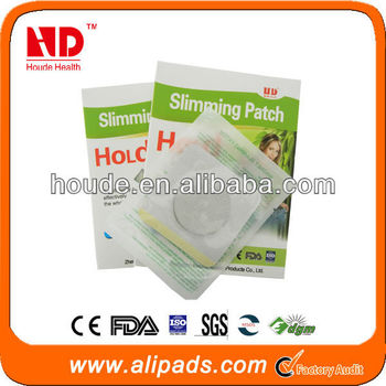 Sell Well Chinese Herbal Slimming Patch With Ce Iso Sdg