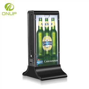 Professional 8-port charging station coffee shop menu stand power ban