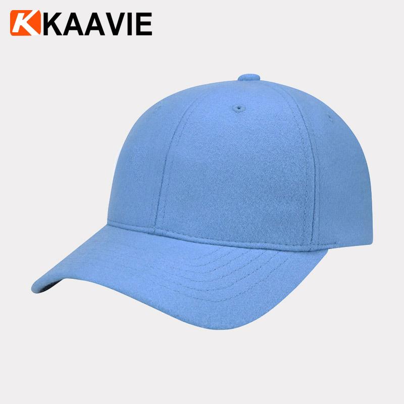 Azul liso mulheres chapéu 6 painel 57c15180762