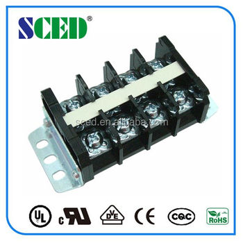 Tremendous Power Distribution Block 600V 60A Wire Connector Strips Connector Wiring Cloud Xeiraioscosaoduqqnet